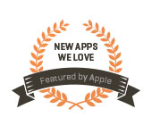 New Apps We Love - Featured by Apple